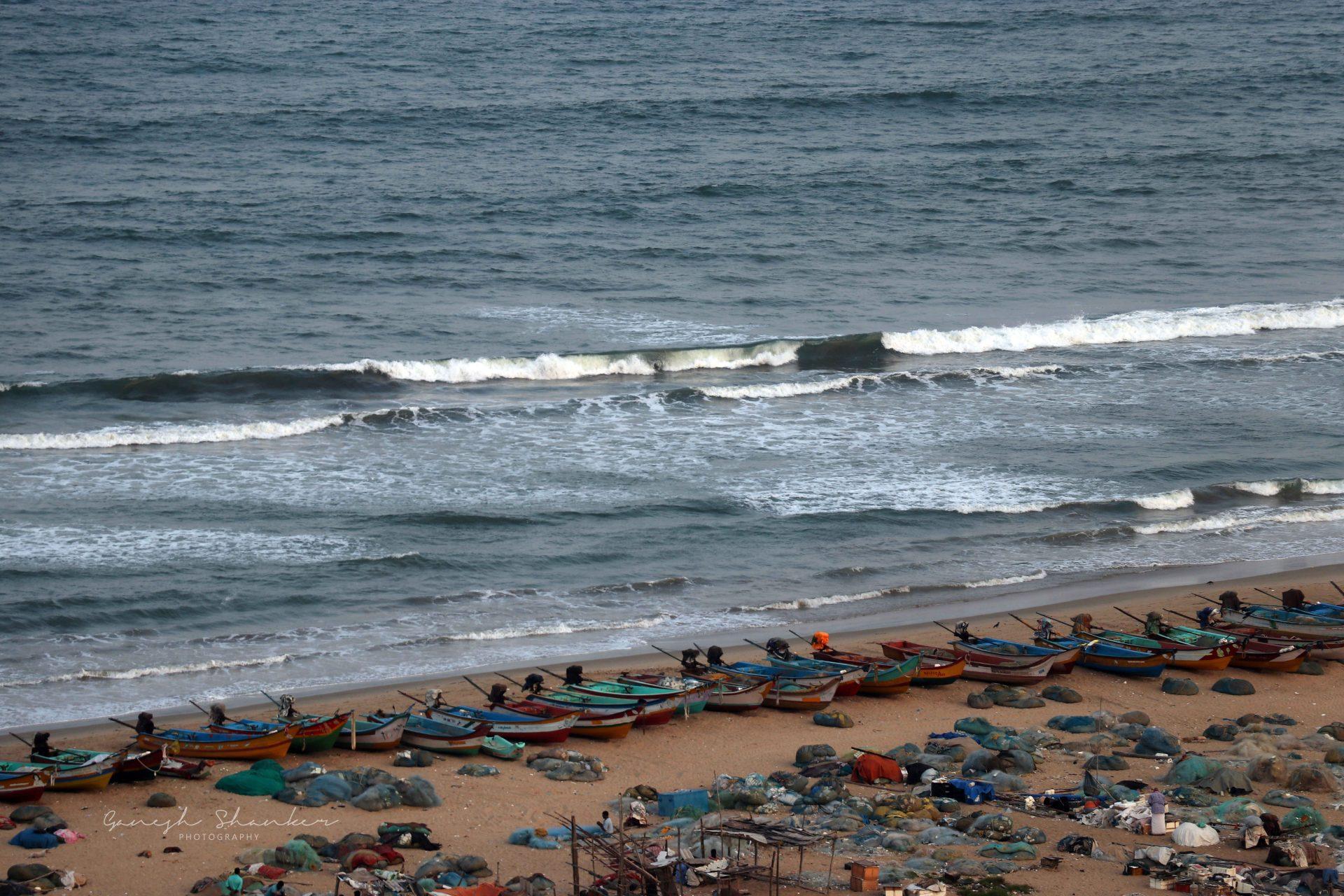 marina-beach-chennai-landscape-photograph-ganesh-shanker-kk
